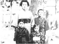 Основатель Сёриндзи Кэмпо - Со Досин. Семья Накано Мичиоми
